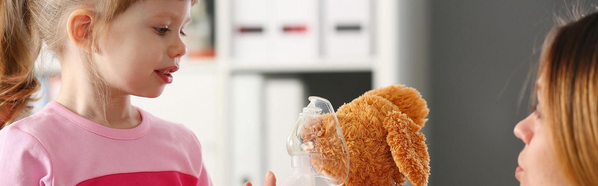 Respiratorisk overvågning af børn